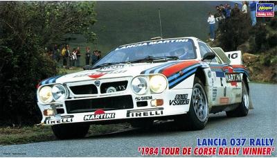 Lancia 037 Rally Evoluzione II 1984 - HASEGAWA 25030 CR-30 1/24