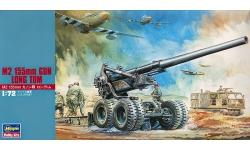 155-mm Gun M2, Long Tom - HASEGAWA 31102 MT2 1/72