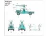 Toyota Model GB Starter Truck - HASEGAWA 31117 MT17 1/72