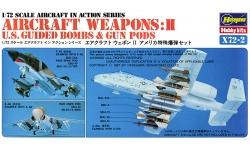 Бомбовое вооружение ВВС США. Часть II - HASEGAWA 35002 X72-2 1/72