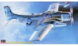 A-1H (AD-6) Douglas, Skyraider - HASEGAWA 51406 BP6 1/72