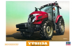 Yanmar YT5113A Auto/Robot Tractor - HASEGAWA 66005 WM05 1/35