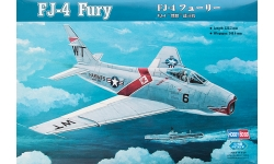 FJ-4 North American, Fury - HOBBY BOSS 80312 1/48
