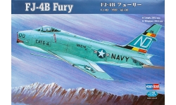 FJ-4B North American, Fury - HOBBY BOSS 80313 1/48
