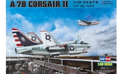 A-7B Ling-Temco-Vought, Corsair II - HOBBY BOSS 80343 1/48