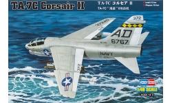 TA-7C Ling-Temco-Vought, Corsair II - HOBBY BOSS 80346 1/48
