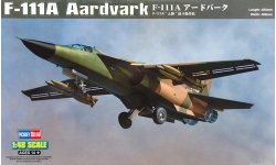 F-111A General Dynamics, Aardvark - HOBBY BOSS 80348 1/48
