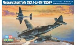 Me 262 A-1a/U2 Messerschmitt - HOBBY BOSS 80374 1/48