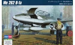 Me 262B-1a Messerschmitt - HOBBY BOSS 80378 1/48