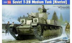 Т-28 - HOBBY BOSS 83853 1/35