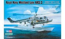 Lynx HAS.3 Westland- HOBBY BOSS 87237 1/72