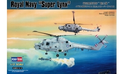 Lynx HMA.8 Westland- HOBBY BOSS 87238 1/72