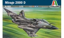 Mirage 2000D Dassault - ITALERI 023 1/72