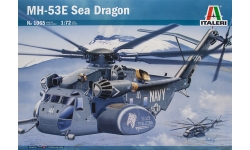 MH-53E /S-80M-1 Sikorsky, Sea Dragon - ITALERI 1065 1/72