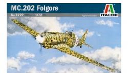 C.202 Aeronautica Macchi, Folgore - ITALERI 1222 1/72