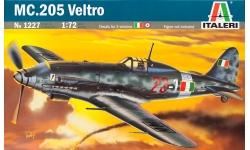 C.205V Aeronautica Macchi, Veltro - ITALERI 1227 1/72