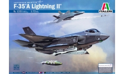 F-35A Lockheed Martin, Lightning II - ITALERI 1331 1/72