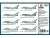 Typhoon Eurofighter (EF-2000), Single-seat variant - ITALERI 1355 1/72