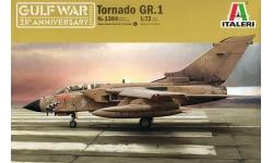 Tornado GR.1 Panavia - ITALERI 1384 1/72