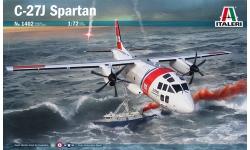C-27J Alenia, Spartan - ITALERI 1402 1/72