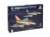 Typhoon Eurofighter (EF-2000), Single-seat variant - ITALERI 1406 1/72