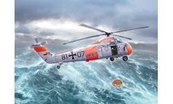 H-34G.III/UH-34J Sikorsky, Choctaw - ITALERI 2712 1/48