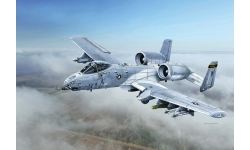 A-10C Fairchild Republic, Thunderbolt II - ITALERI 2725 1/48