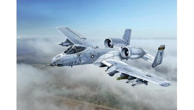 A-10C Fairchild Republic, Thunderbolt II - ITALERI 2725 1/48
