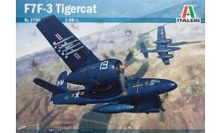 F7F-3 Grumman, Tigercat - ITALERI 2756 1/48