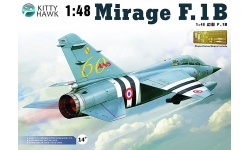 Mirage F1 B Dassault - KITTY HAWK KH80112 1/48