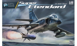 Super Etendard Dassault-Breguet - KITTY HAWK KH80138 1/48
