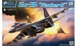 Су-35С Сухой - KITTY HAWK KH80142 1/48