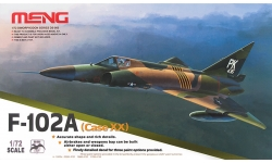 F-102A Convair, Delta Dagger - MENG DS-005 1/72