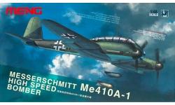 Me 410A-1 Messerschmitt - MENG LS-003 1/48