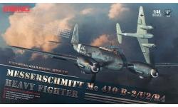 Me 410B-2/U2/R4 Messerschmitt - MENG LS-004 1/48