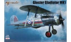 Gladiator Mk. I Gloster - MERIT 64803 1/48