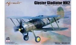 Gladiator Mk. II Gloster - MERIT 64804 1/48