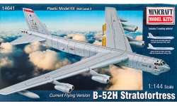 B-52H Boeing, Stratofortress - MINICRAFT 14641 1/144