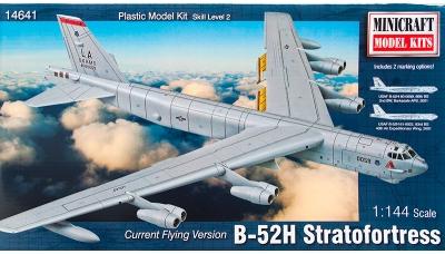 B-52H Boeing, Stratofortress - MINICRAFT 14641 1/144