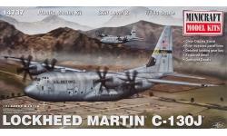 C-130J Lockheed Martin, Super Hercules - MINICRAFT 14737 1/144