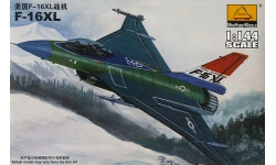 F-16XL General Dynamics - MINI HOBBY MODELS 80423 1/144