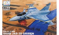 JAS 39A SAAB, Gripen - MINI HOBBY MODELS 80425 1/144