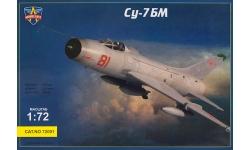 Су-7БМ Сухой - MODELSVIT 72001 1/72