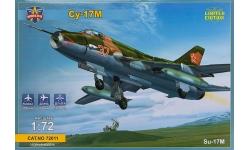 Су-17М Сухой - MODELSVIT 72011 1/72