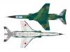 F-1 Mitsubishi - PLATZ AC-27 1/72