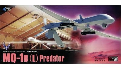 MQ-1B General Atomics, Predator - PLATZ AC-3 1/72