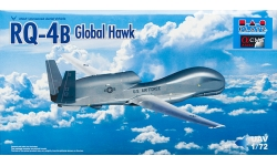 RQ-4B Northrop Grumman, Global Hawk - PLATZ AC-4 1/72