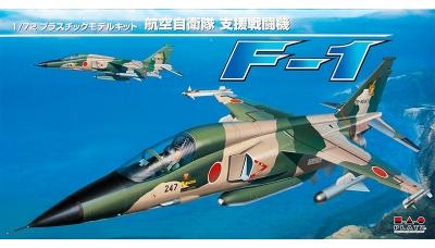 F-1 Mitsubishi - PLATZ AC-9 1/72