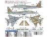 F-15E Strike Eagle & F-15I Ra'am, McDonnell Douglas - PLATZ FC-11 1/144