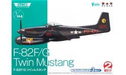 F-82F/G North American, Twin Mustang - PLATZ FC-3 1/144